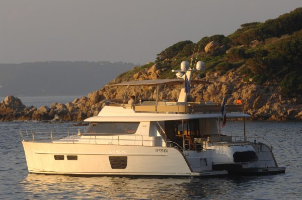 Fountaine Pajot Queensland MY 55
