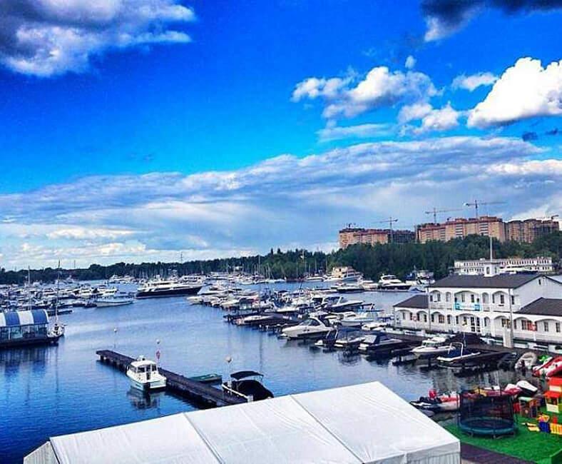 Яхт клуб в москве стоимость клубы русских спаниелей в москве